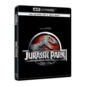 Jurassic Park 4K + BD
