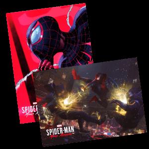 Marvel's Spider-Man: Miles Morales - Póster