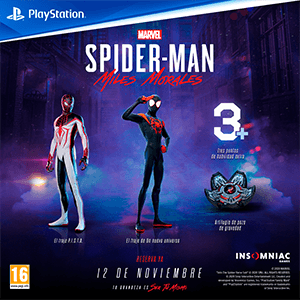 Marvel's Spider-Man: Miles Morales - DLC PS5