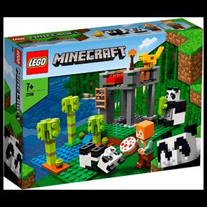 LEGO Minecraft: El Criadero de Pandas