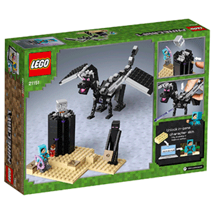 LEGO Minecraft: La Batalla en el End
