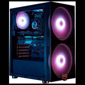 GAMEPC PRO P51BT - i5-9600K - RTX 2060 6GB - 16GB RAM - 1TB HDD + 240GB SSD - SOBREMESA GAMING