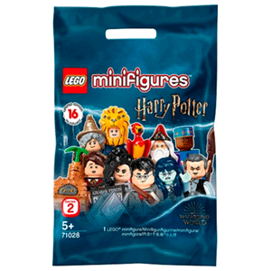 LEGO Minifigura: Harry Potter