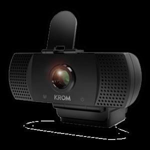 KROM KAM 1080p - WebCam - Reacondicionado