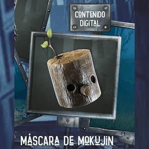 Little Nightmares II - DLC Máscara Mokujin NSW