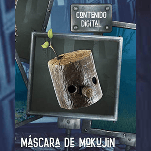Little Nightmares II - DLC Máscara Mokujin PC