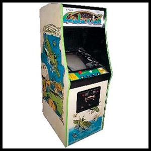 Galaxian Arcade Machine (REACONDICIONADO)