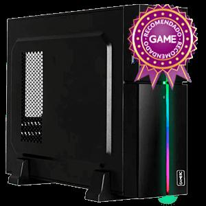 GAMEPC HW71T - Intel Core i7-10700F - 8GB RAM - 240GB SSD + 1TB - Ordenador Sobremesa