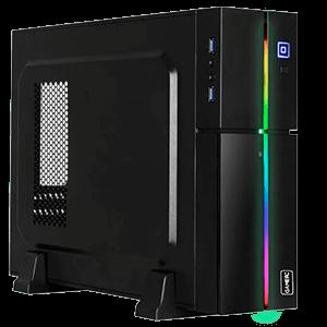GAMEPC HW1337T GAMING EDITION  - AMD Ryzen 5-3400G - 8GB RAM - 480GB SSD  - Ordenador Sobremesa