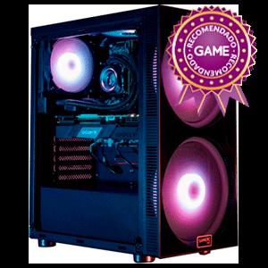 GAMEPC PRO P72T - I7-10700F - RTX 3070 - 16GB RAM - 480GB + 1TB - Sobremesa Gaming