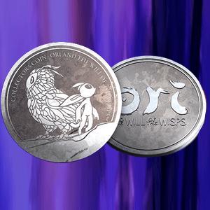 Moneda Edición Limitada Ori and the Will of the Wisps