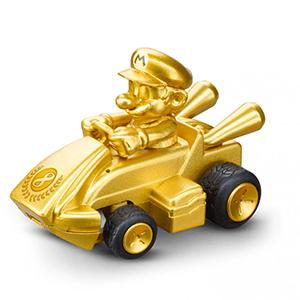 Coche RC Super Mario: Mario Dorado