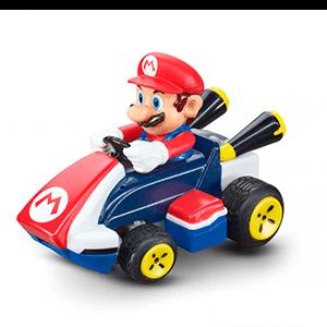 Coche RC Super Mario: Mario