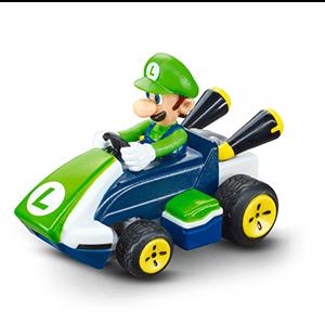 Coche RC Super Mario: Luigi