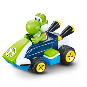 Coche RC Super Mario: Yoshi