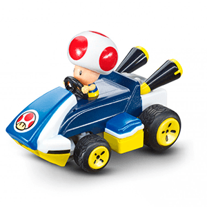 Coche RC Super Mario: Toad