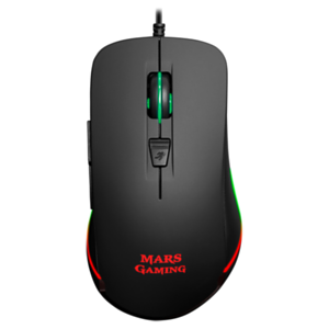 MARS GAMING MM118 GAMING MOUSE 9.800 DPI