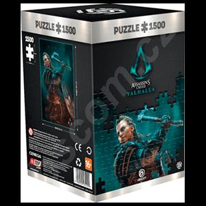 Puzzle Assassin´s Creed Valhalla: Eivor Femenina 1.500 piezas