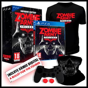 Zombie Army Trilogy: Survivor Edition (REACONDICIONADO)