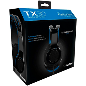 Auriculares Voltedge TX30 Wired