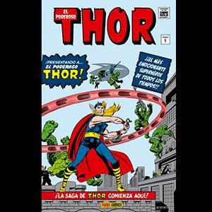El Poderoso Thor nº 1: La Saga Comienza