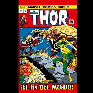 El Poderoso Thor nº 5: ¡El Fin del Mundo!