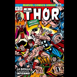 El Poderoso Thor nº 6: La Batalla a las Puertas