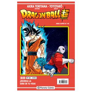 Dragon Ball Serie Roja nº 251