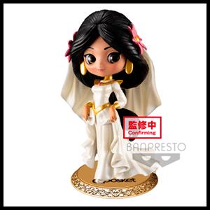 Figura Qposket Disney: Jasmine Dreamy Style (REACONDICIONADO)