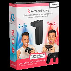 Batería Remotto para mando PS4 (REACONDICIONADO)