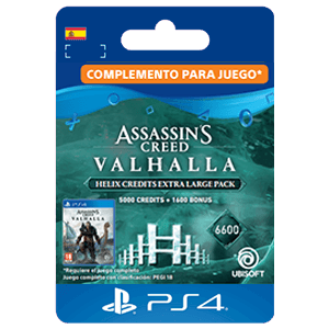 Assassin's Creed Valhalla - Helix Credits Small Pack 1050 PS4