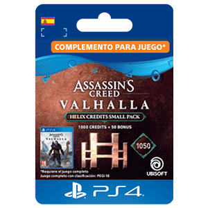 Assassin's Creed Valhalla - Helix Credits Extra Large Pack 6600 PS4