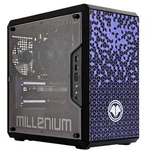 Millenium Lucian - i5-10400F - RTX 2060 - 16Gb - 1Tb HD - 240Gb SSD - W10 - Sobremesa Gaming