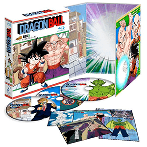 Dragon Ball - Bluray BOX 5 - Episodios 89 a 108