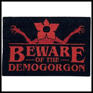 Felpudo Stranger Things: Demogorgon