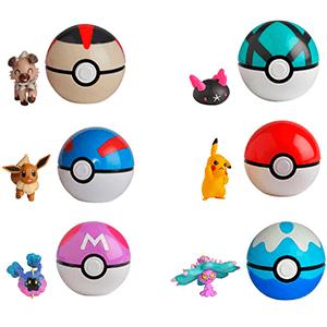 Figura Pokémon Clip N Go