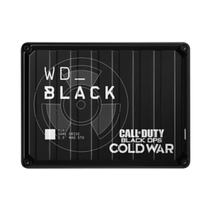 Western Digital WD Black P10 Call of Duty Edition Game Drive 2TB PS4 – XBOX – PC – MAC - Disco Duro Externo