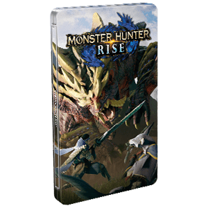 Monster Hunter Rise - Steelbook