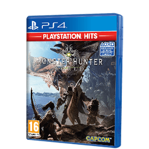 Monster Hunter World - PS Hits