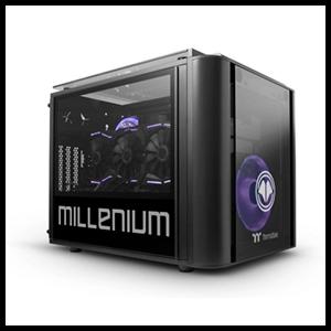 Millenium Malphite MM2 Mini - Ryzen 5 3600 - RTX 3070 - 16GB - 1TB HD - 240GB SSD - W10 - Ordenador Sobremesa Gaming