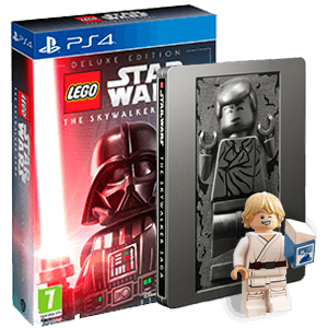 LEGO Star Wars: La Saga Skywalker DLX Carbonite