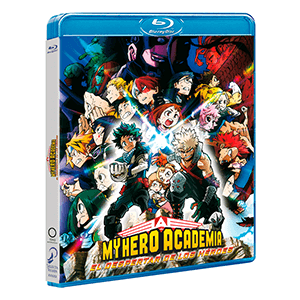 My Hero Academia Movie - El Despertar de los Heroes