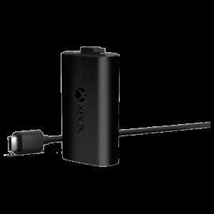 Kit de carga y juega Xbox One Series X (REACONDICIONADO)
