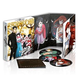 Steins Gate Zero - Episodios 1 a 23 + OVA - Ed. Coleccionista