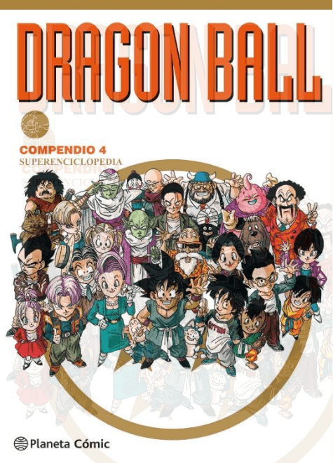 Dragon Ball Compendio nº 4