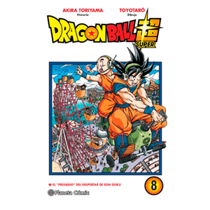Dragon Ball Super nº 8