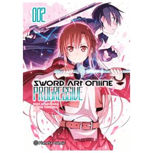 Sword Art Online Progressive nº 02