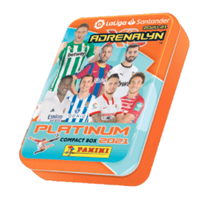 Compact Box Platinum 2021 Adrenalyn 2020-2021