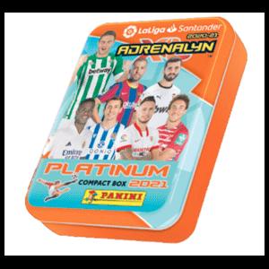 Compact Box Platinum 2021 Adrenalyn 2020-2021