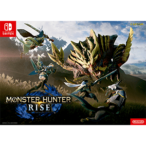 Monster Hunter Rise - Póster